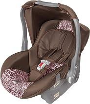 Bebê Conforto Nino, Tutti Baby, Rosa (Onça), Até 13 kg
