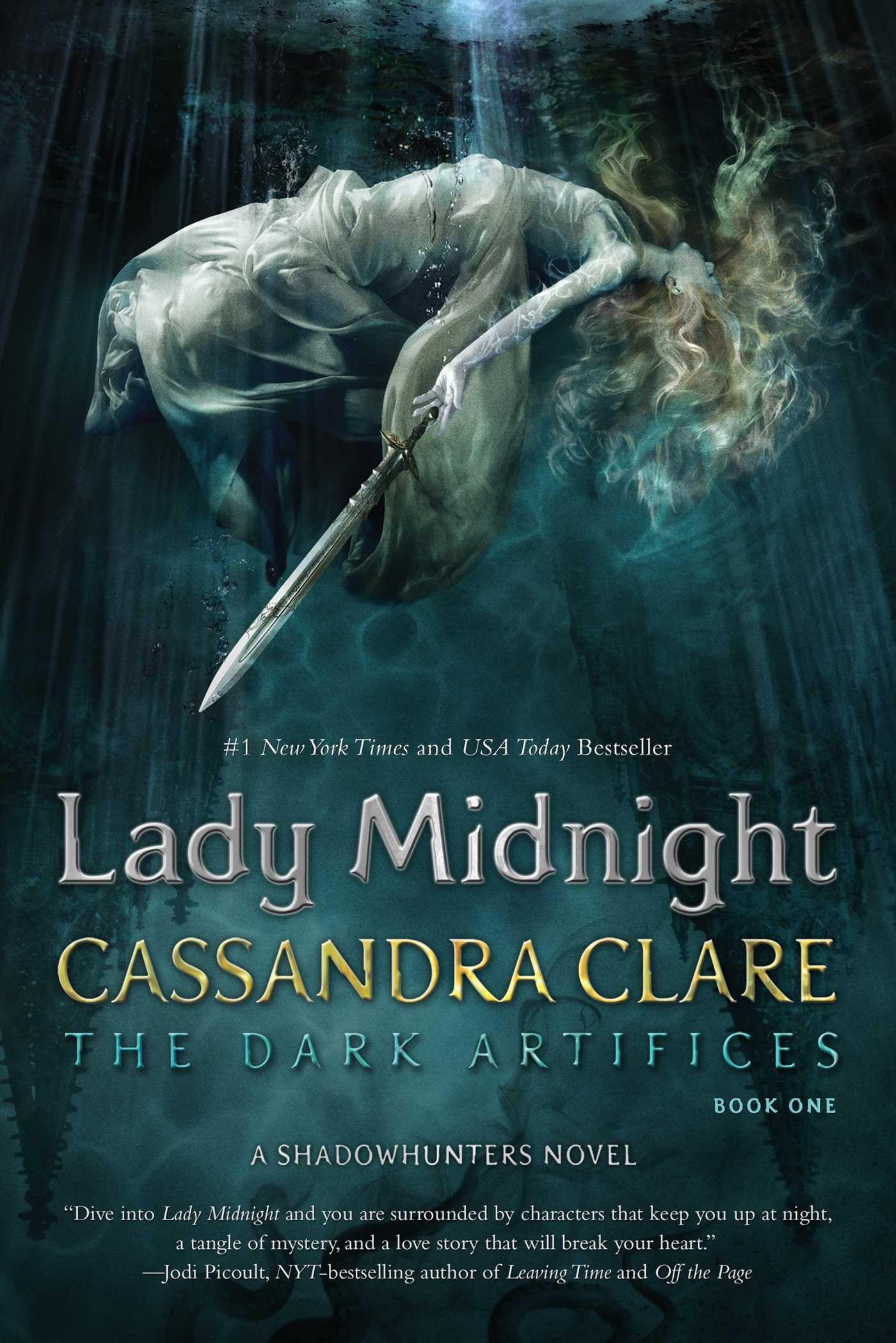 DARK ARTIFICES 1 LADY MIDNIGHT: CASSANDRA CLARE: 9781534410053: Amazon.com:  Books