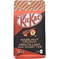 NESTLÉ KIT KAT Hazelnut Crunch Wrapped Bars, 137g