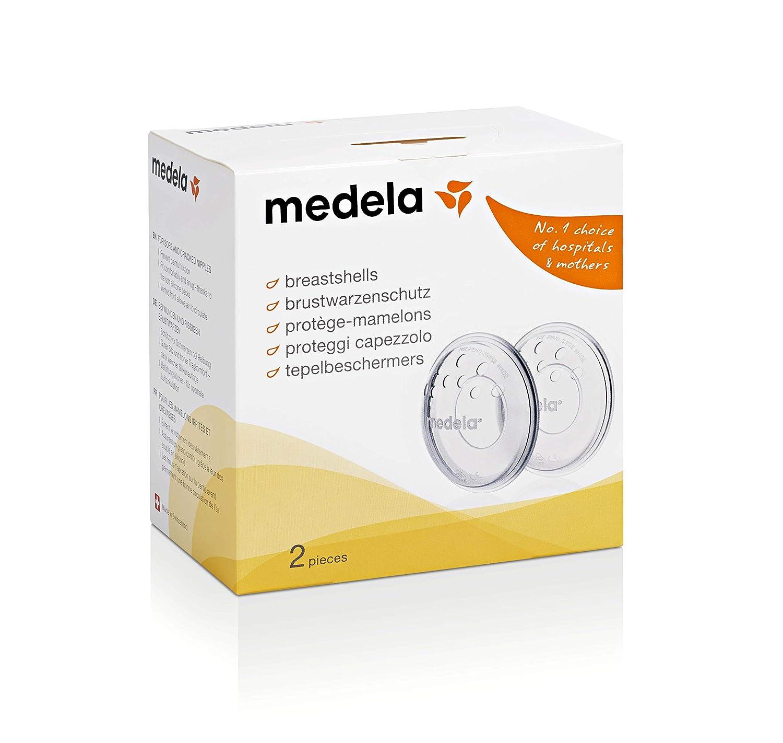 Medela- Protectores para Pezones Doloridos y Agrietados por la ...