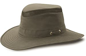 3eedf4f1 Tilley Hats T4MO-1 Women's Hikers Hat, Grey - 7-7/8 at Amazon ...