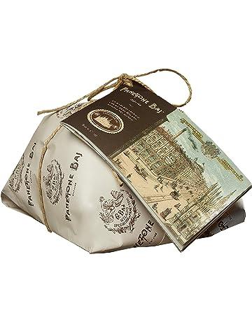 Panettone Baj. Desde 1768 - 1 kg - Tarta milanesa tradicional con un folleto histórico