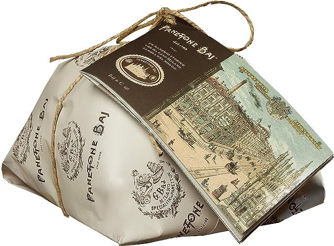 Desde 1768 - 1 kg - Tarta milanesa tradicional con un folleto histórico