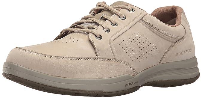 Amazon.com | Rockport Men's Barecove Park Mudguard Walking Shoe | Oxfords