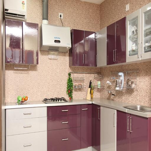 Beautiful Modular Kitchen -