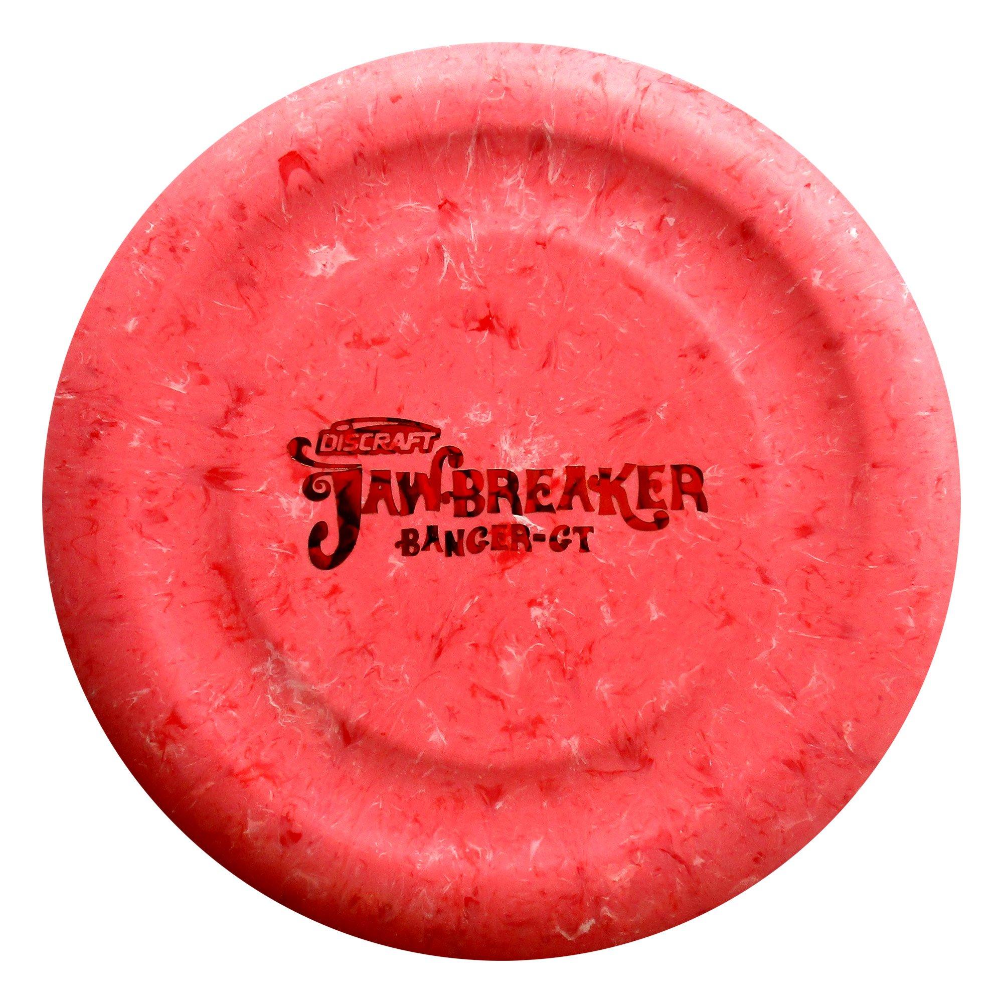 Discraft Jawbreaker Banger GT Putter 167-169 Golf Disc