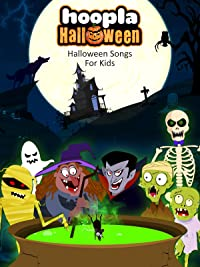 Amazon.com: Hoopla Halloween- Halloween Songs For Kids: HooplaKidz ...