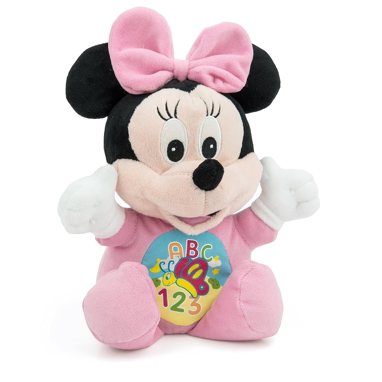 Clementoni - Ratón de peluche Mickey Mouse (214635-WM): Amazon.es: Juguetes y juegos
