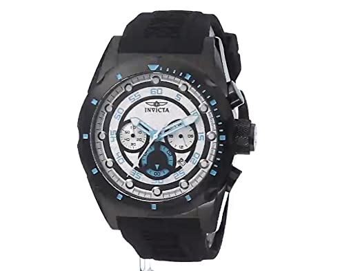 0117bc8b2 Amazon.com: Invicta Men's 20303 Speedway Analog Display Japanese Quartz  Black Watch: Watches