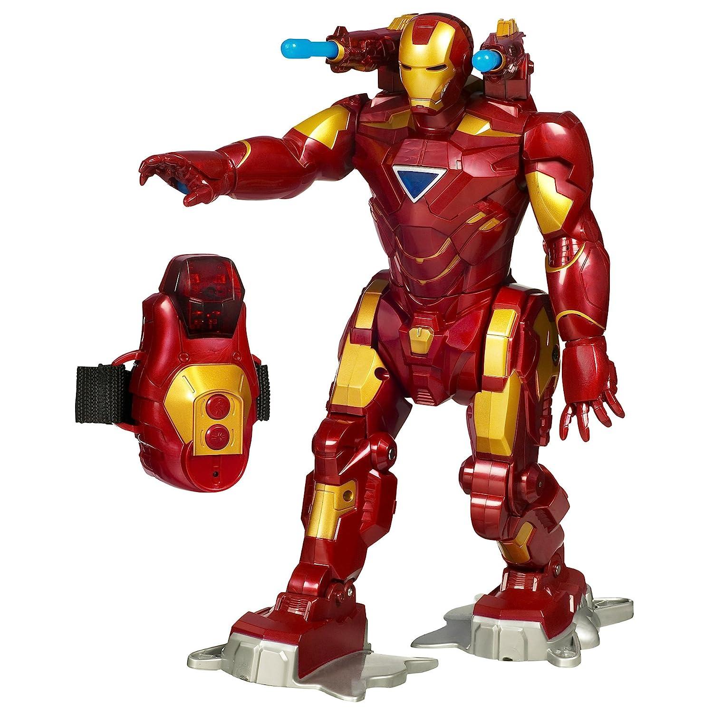Amazon Iron Man Walking Rc Robot Toys & Games