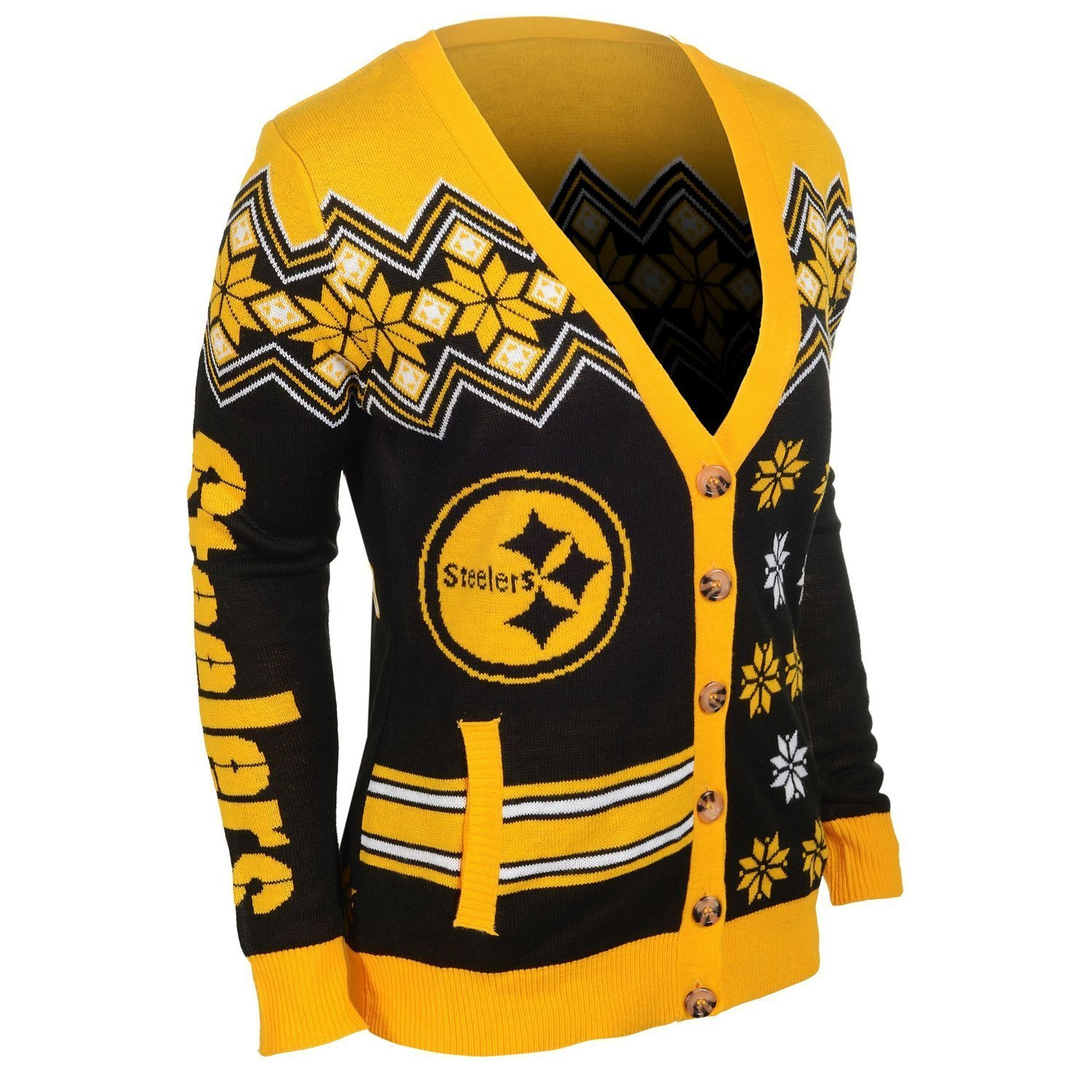 Pittsburgh Steelers Ugly Sweater