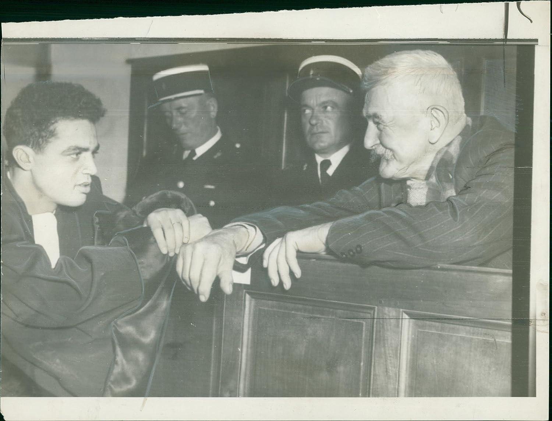 Amazon.com: Vintage photo of Sir Jack Drummond: Gaston Dominic and ...