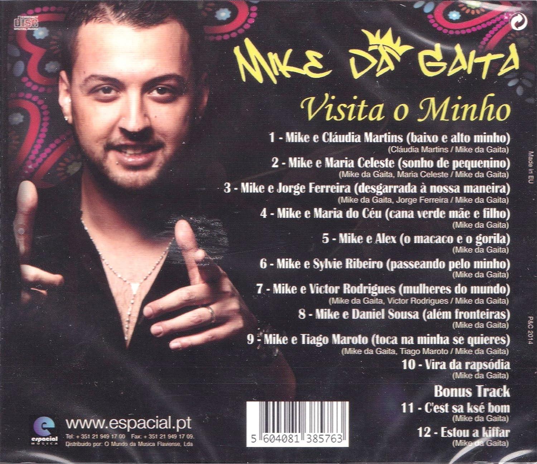 Mike Da Gaita - Mike Da Gaita - Visita O Minho [CD] 2014 - Amazon.com Music