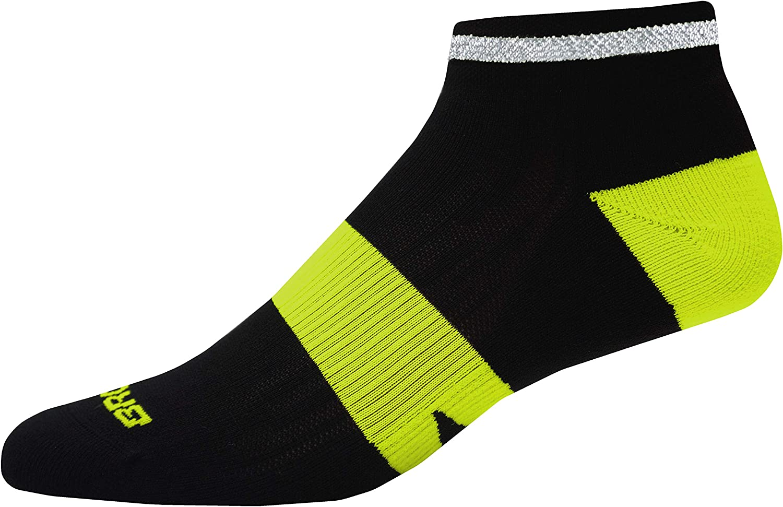 Brooks Nightlife Low Quarter Running Socks
