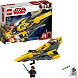 LEGO® Star Wars™ Anakin's Jedi Starfighter™ 75214 Star Wars Toy