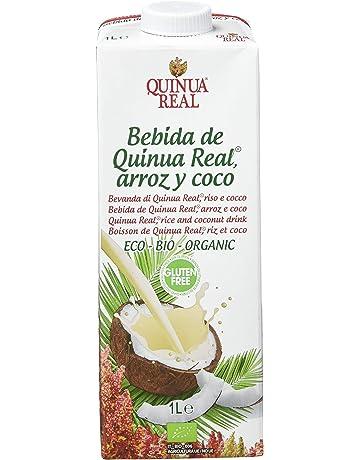 Bebida de quinoa, arroz y coco - Quinua Real - caja de 6 uds de