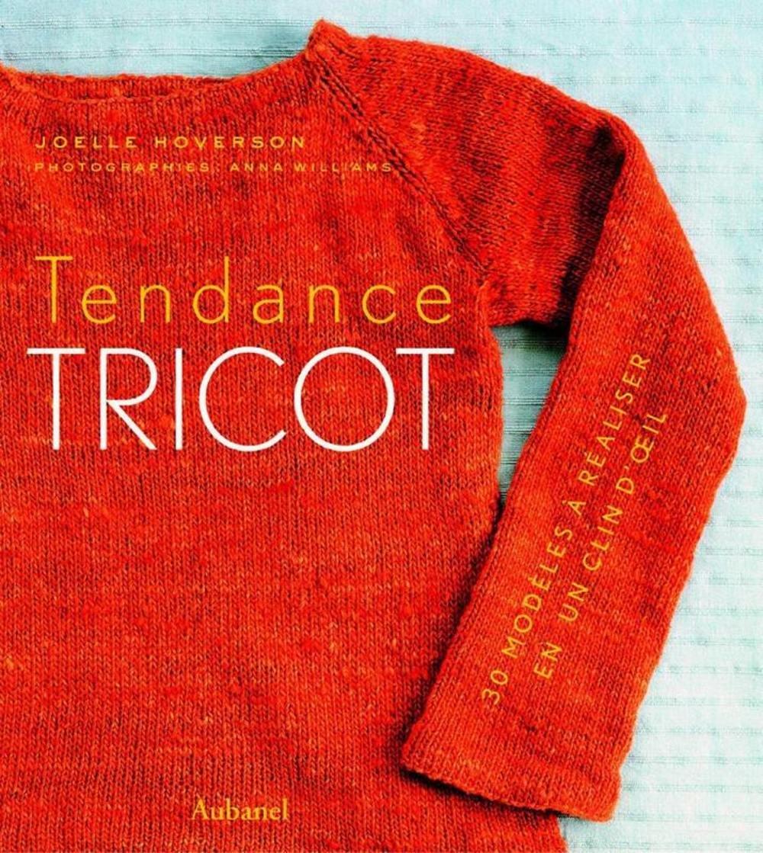 Tendance Tricot Joelle Hoverson 9782700603576 Amazon Com