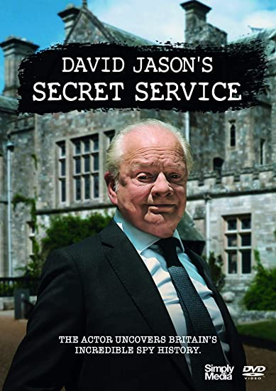 David Jason's Secret Service - The Complete Series