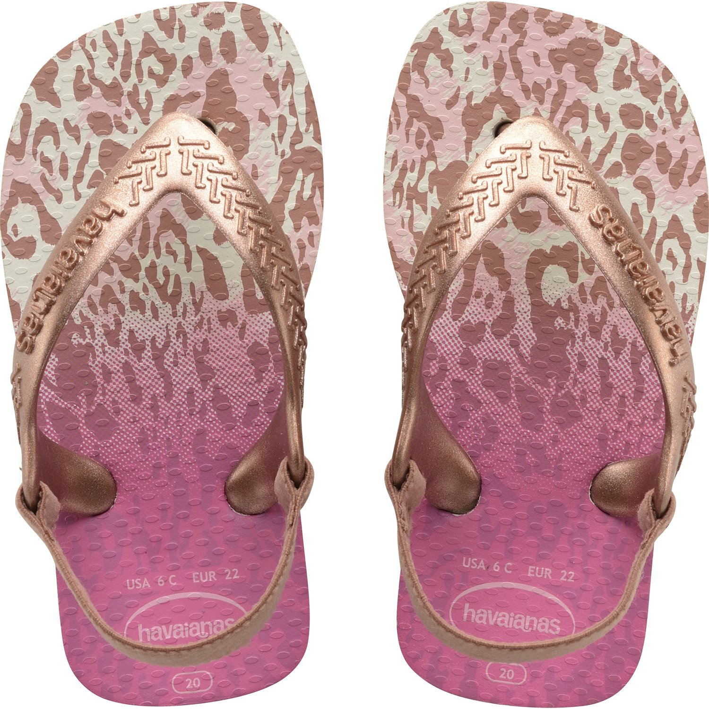 8021f187c Havaianas Unisex Kids  Baby Chic Ii Flip Flops  Amazon.co.uk  Shoes ...