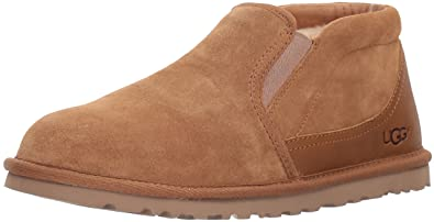 UGG Men's rakel Slip-On Loafer, Chestnut, ...