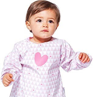 Baby-To-Love Smock, Full Body Long Sleeve Waterproof Bib, Boy &