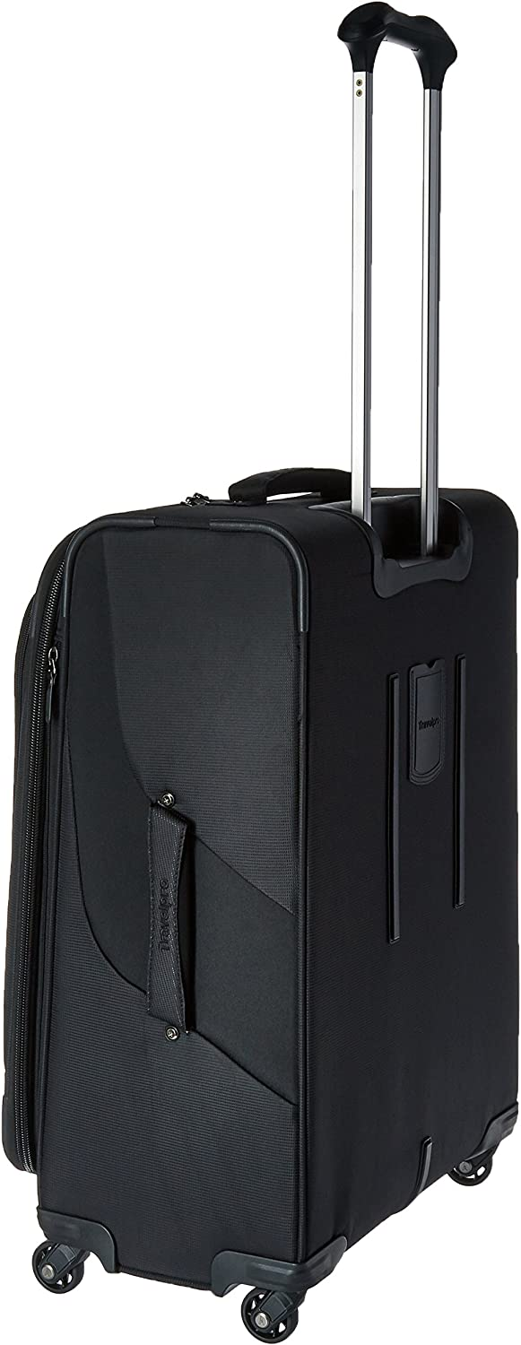 Travelpro Maxlite 4-Softside Expandable Luggage with Spinner Wheels Black