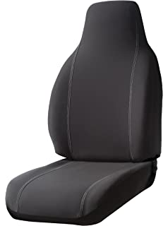 Tweed, Fia OE37-34 CHARC Custom Fit Front Seat Cover Bucket Seats Charcoal
