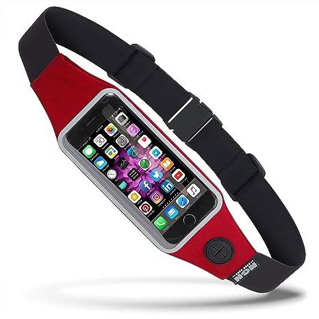 NGN deporte – iPhone cinturón de running/ciclismo riñonera ...