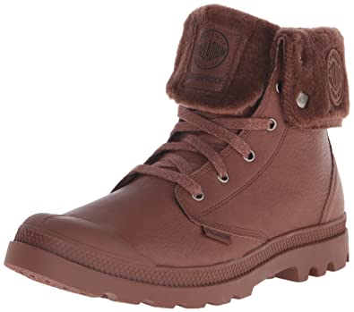 c41835af939 Palladium Men's Baggy Leather Gussett S Winter Boot
