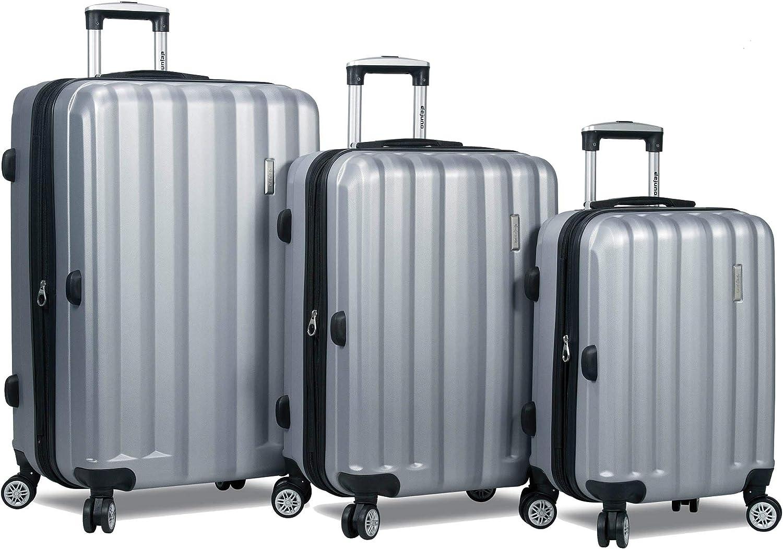 Dejuno Camden Luggage Set