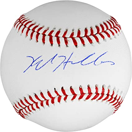 88345256597 Kyle Hendricks Chicago Cubs Autographed Baseball - Fanatics Authentic  Certified - Autographed Baseballs