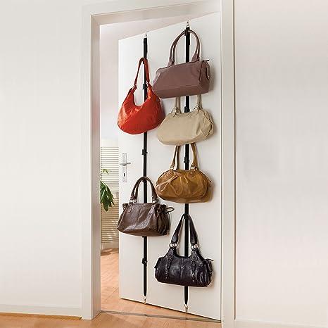 Wenko - Organizador de bolsos para puerta (2 piezas)