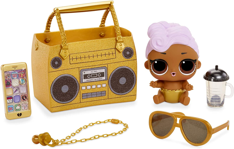Amazon.com: L.O.L. Surprise Ooh La La Baby Surprise- Lil D.J.: Toys & Games