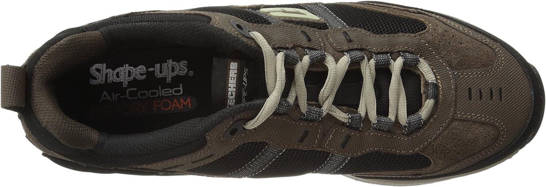 Skechers Shape Ups Xt Premium Comfort, Men's Fitness Shoes Brown Black