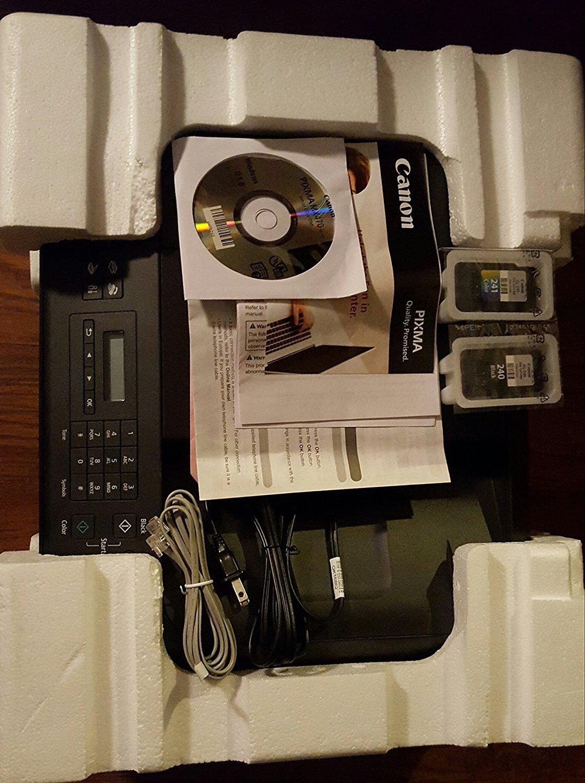 Amazon.com: Canon PIXMA MX479 Wireless Color Photo Printer with ...