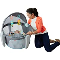 Fisher-Price On-The-Go Baby Dome (White)