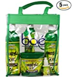 BOE Crece Pelo 5 Pack Combo Set w/ Tote Bag