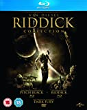 The Riddick Collection [Blu-ray]