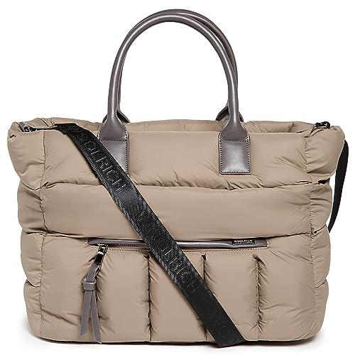 Woolrich DONNA WWBAG0120 BORSE SPORTIVE tracolla removibile zip interne  MASTICE UNICA  Amazon.it  Scarpe e borse 56fa8ac05d2