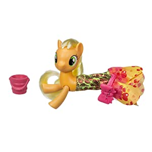 My Little Pony The Movie Applejack Land & Sea Fashion Styles