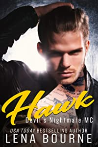 Hawk: Devil's Nightmare MC (Devil's Nightmare MC Book 6)