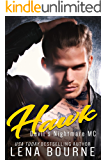 Hawk: Devil's Nightmare MC (Devil's Nightmare MC Book 6)