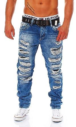 d899c64cc36b CIPO   BAXX - CD-131 - Regular Fit - Men   Herren Jeans Hose. Für größere  Ansicht Maus über das Bild ziehen