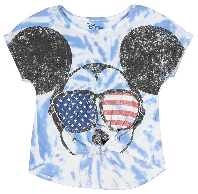 Amazon Disney Mickey Mouse Little Girls Usa Shades Tie Dye