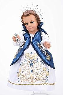 Amazon.com: San Jose Baby Jesus Outfit (25cm): Health ...