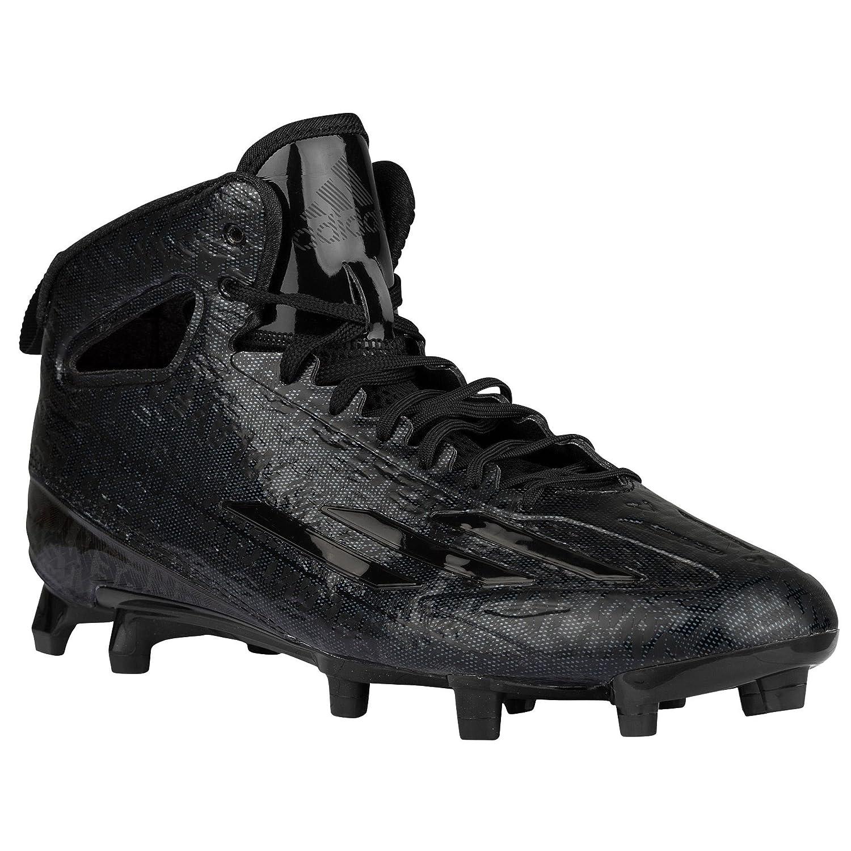 Adidas Adizero 5star 4.0 Mid  Herren Calcio Tacchetti 11 schwarz