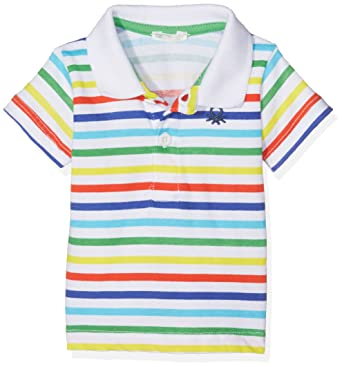 United Colors of Benetton H/S Shirt, Polo para Bebés: Amazon.es ...