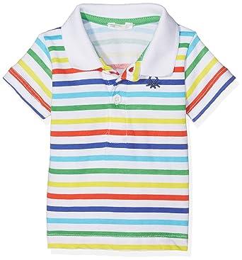 United Colors of Benetton H/S Shirt, Polo para Bebés: Amazon.es ...
