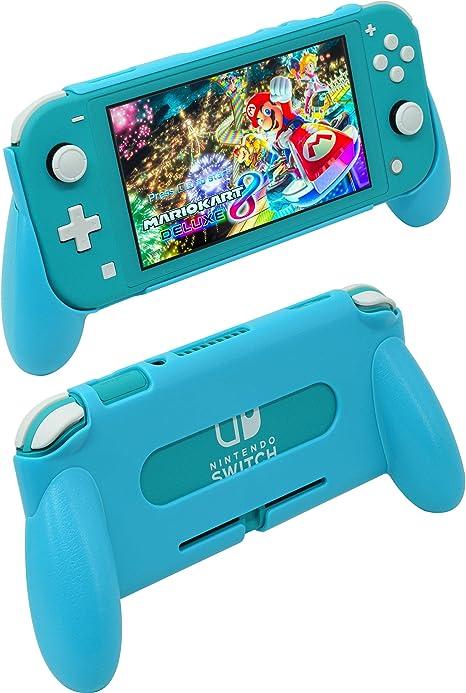 ButterFox - Carcasa para Nintendo Switch Lite, Color Turquesa: Amazon.es: Informática
