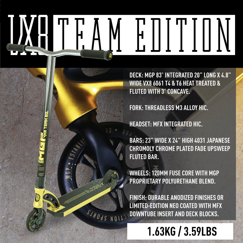 Madd Gear Patinete para Acrobacias MGP VX7 Team Edition
